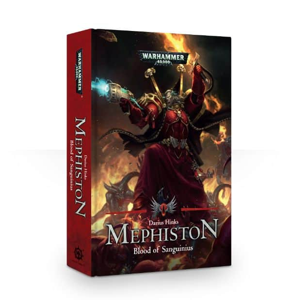Mephiston: Blood of Sanguinius (Hardback)