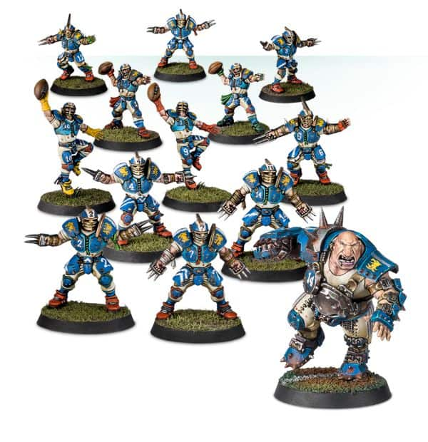 Reikland Reavers Team Ogre Bundle