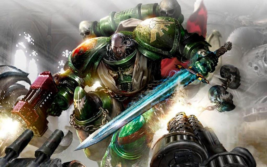 dark angels walpaper