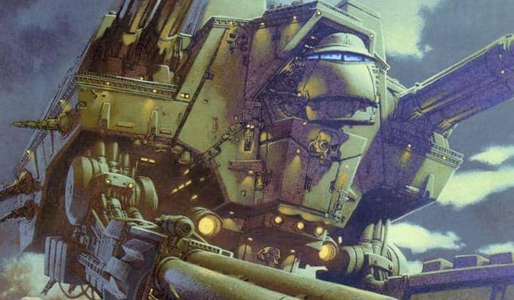warlord titan art H&S