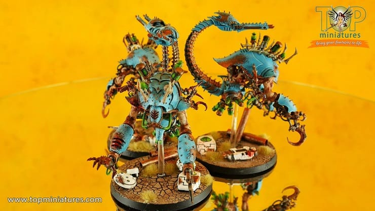 Fear these dark eldar army of one spikey bits come see some sick minis brought to us by hobbihollic sorin trandafirescu at top miniatures publicscrutiny Image collections