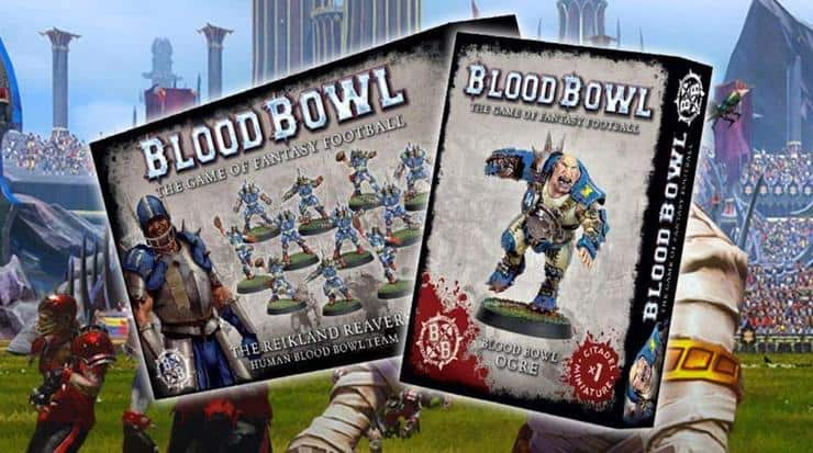 Blood bowl unboxing