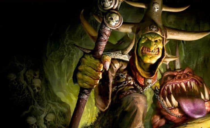 goblin warhammer