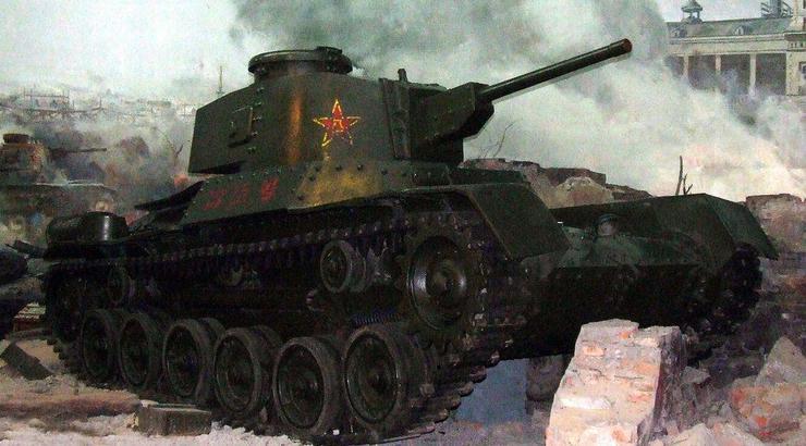 Type 97-Kai Shinhoto Chi-Ha
