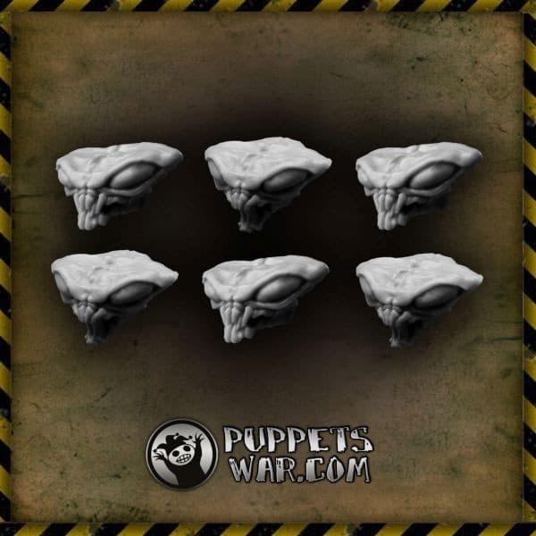 MANTIS HEADS puppetswar