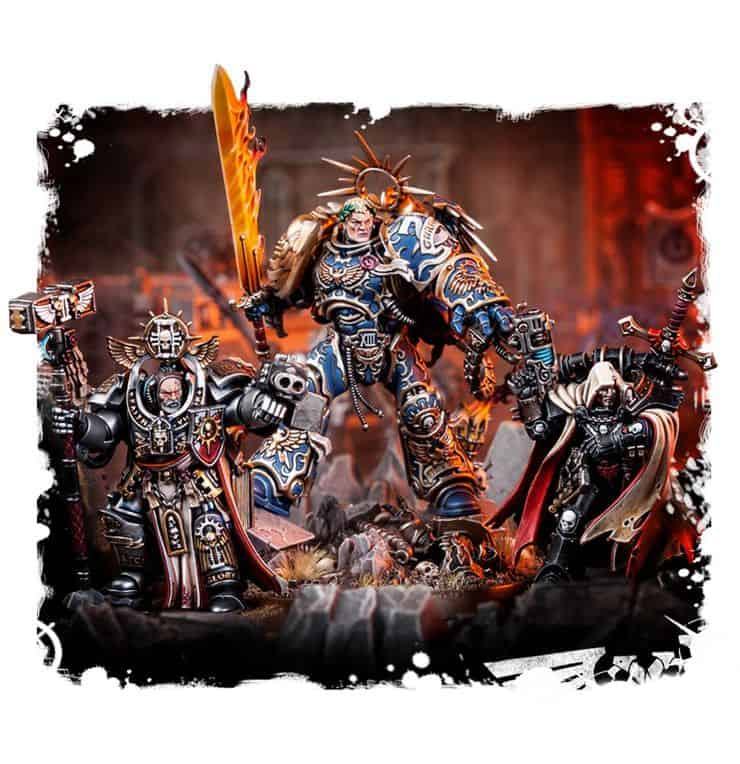 triumvirate of the primarch rules pdf