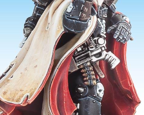 GS3 Cypher Pistol Closeup