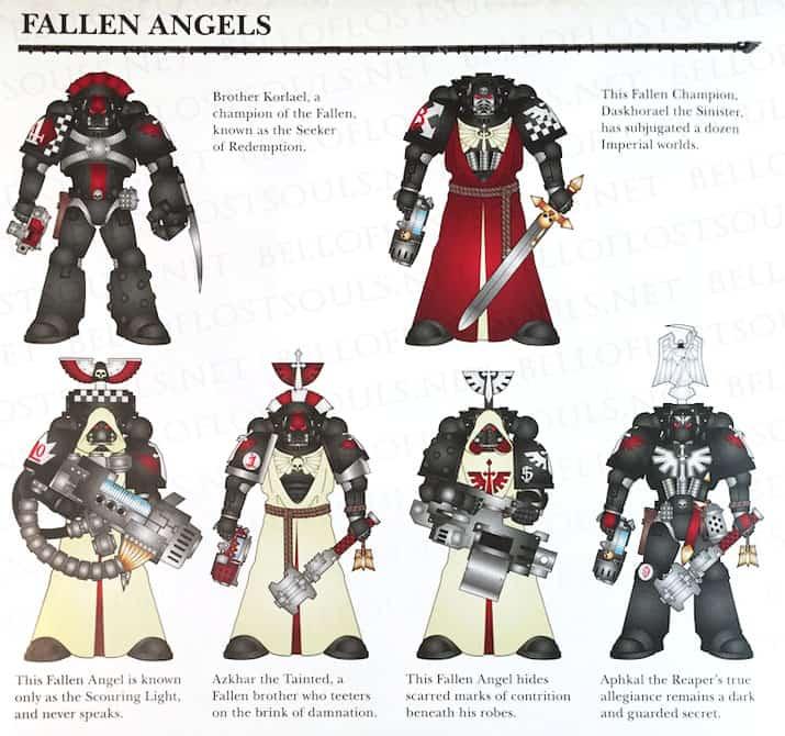 GS3 Fallen Angels