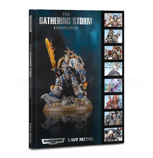 The Gathering Storm Companion