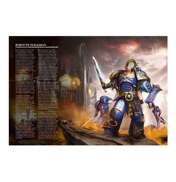 Gathering Storm Rise of the Primarch