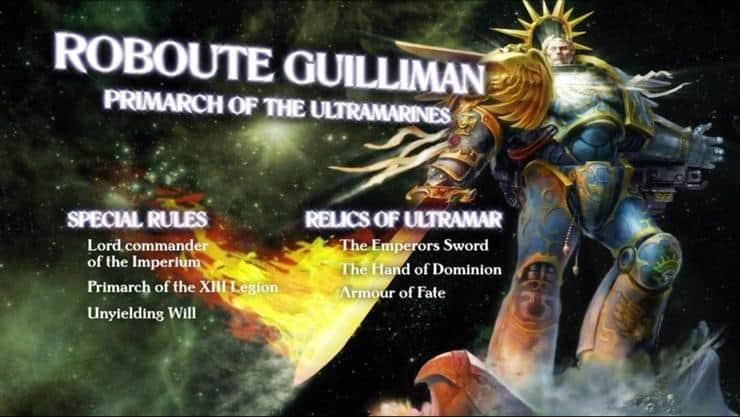 Guilliman Gathering Storm III