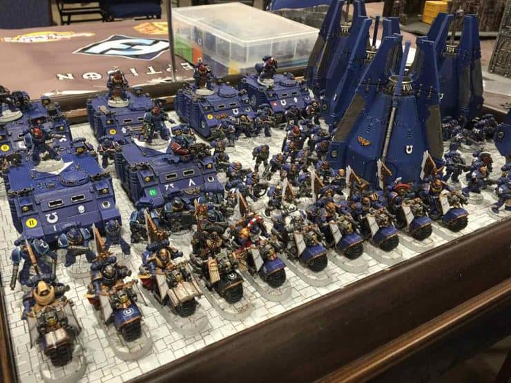 Magnetic Ultramarines