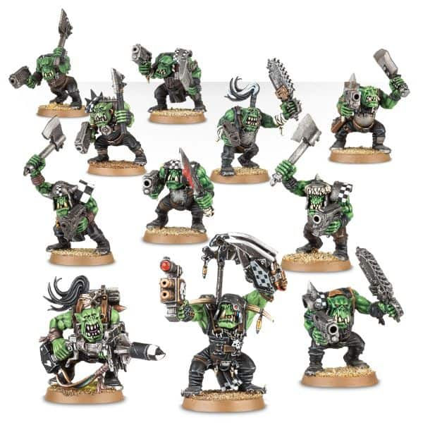 Games Workshop's New Releases