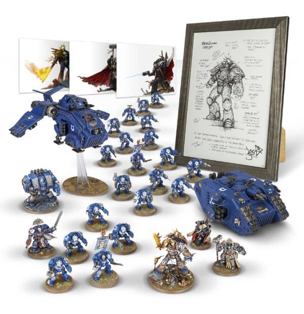 Primarch Strike Force Ultra
