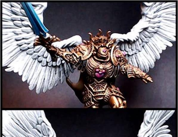 sanguinius primarch blood angels IX