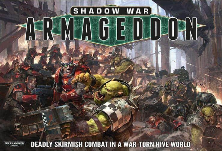 Shadow War Armageddon