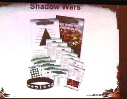 Shadow War Armageddon Builder
