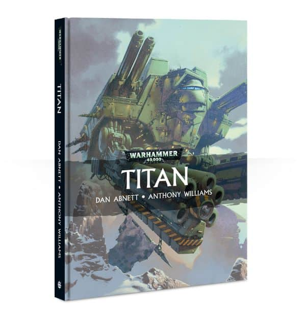 Titan HB Graphic Novel