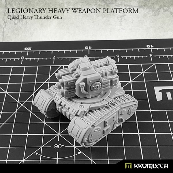 legionary heavy weapon platform quad heavy thunder gun