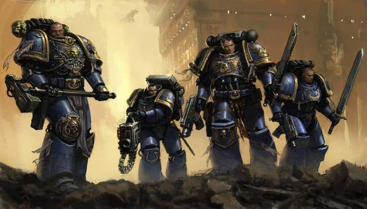 Image result for Ultramarines
