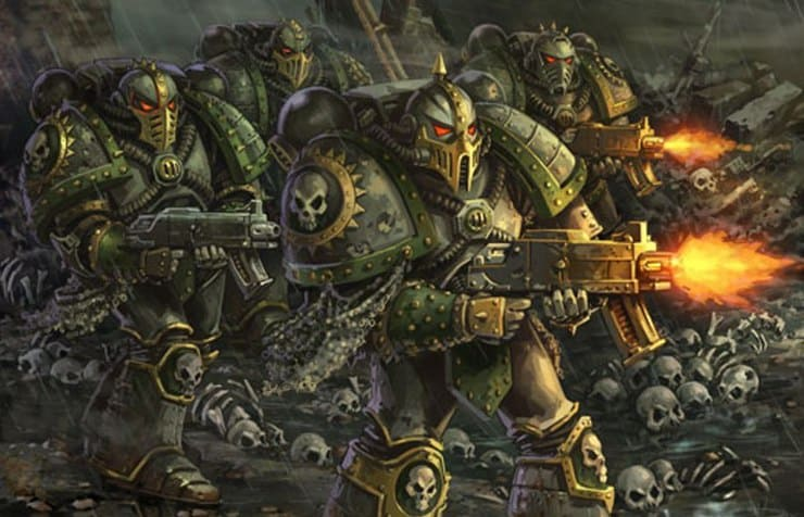 Death Guard Wal Hor