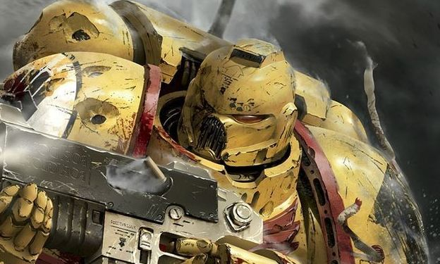 How dorn the imperial fists responded to the heresy lore spikey bits - Imperial fists 40k ...