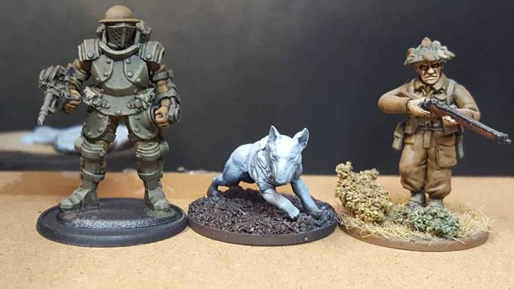 Konflikt Dog unit