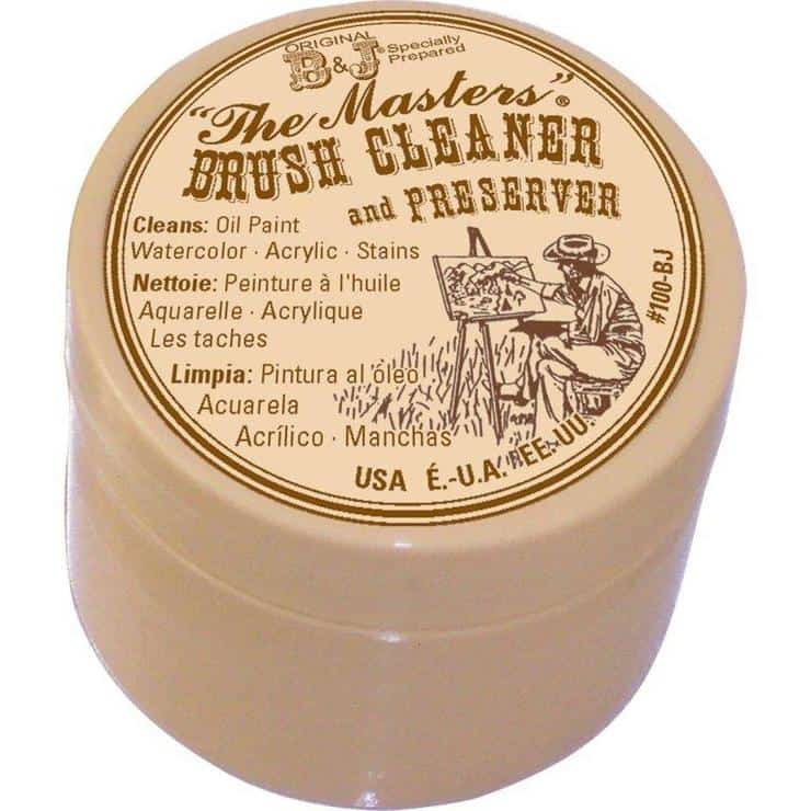 Masters Brush Cleaner