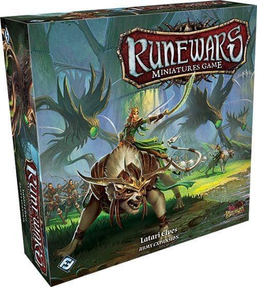 Runewars Latari Elves