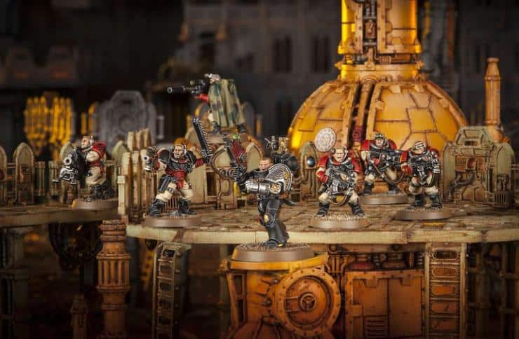 New Armageddon Terrain Rules & Mission SPOTTED - Spikey Bits