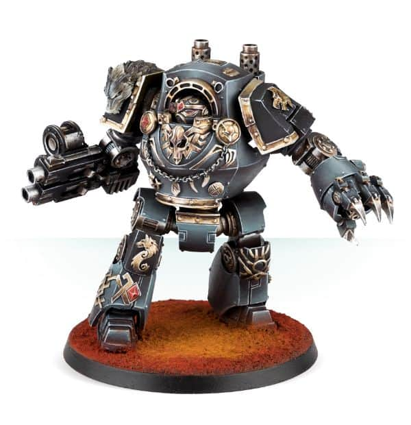 Space Wolves Contemptor Claw Bolter Bundle