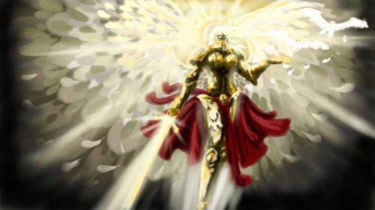 saint celestine 40k new by wrhero anehma
