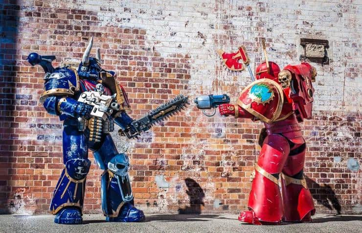 40k Cosplay