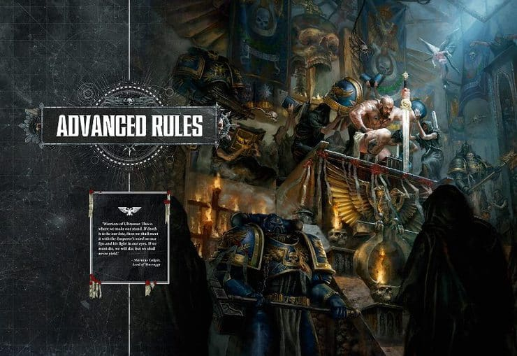 8th Edition Warhammer 40k Lineup & Pricing CONFIRMED - Spikey Bits