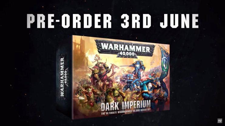 Dark Imperium Pre Order