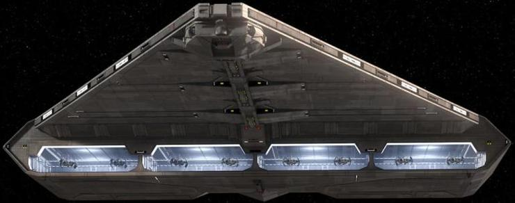 Deploy Your Fighters: New Imperial Carrier For Armada