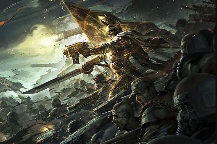 guard hor wal imperial astra militarum