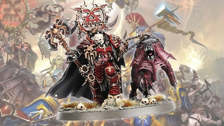 Age of Sigmar Releases Post