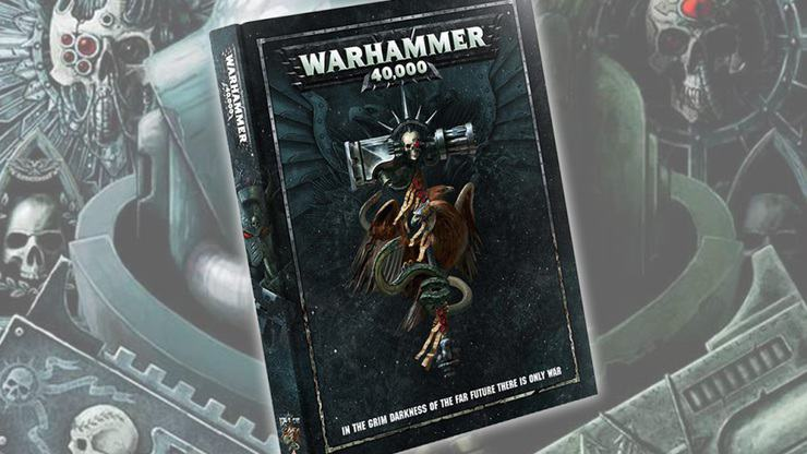 8th Edition Rule Book POST