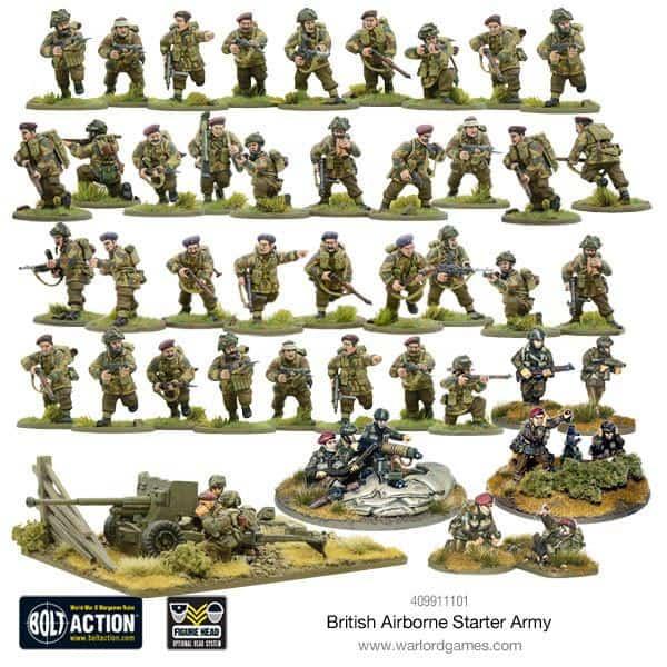 British-Airborne-Starter-Army