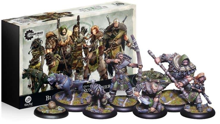 GB Hunters