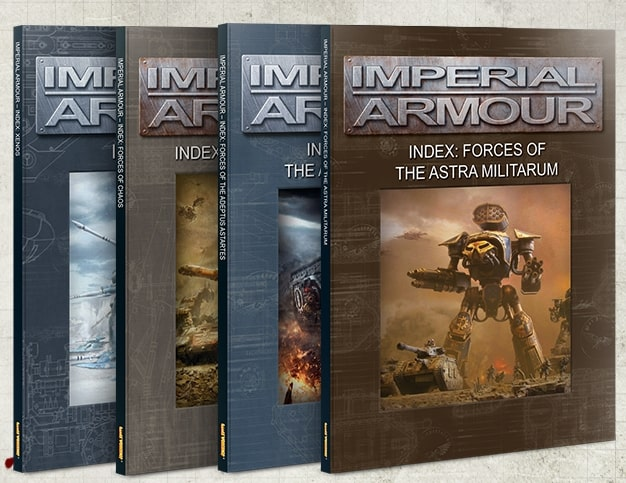Imperial Armour Index Collection