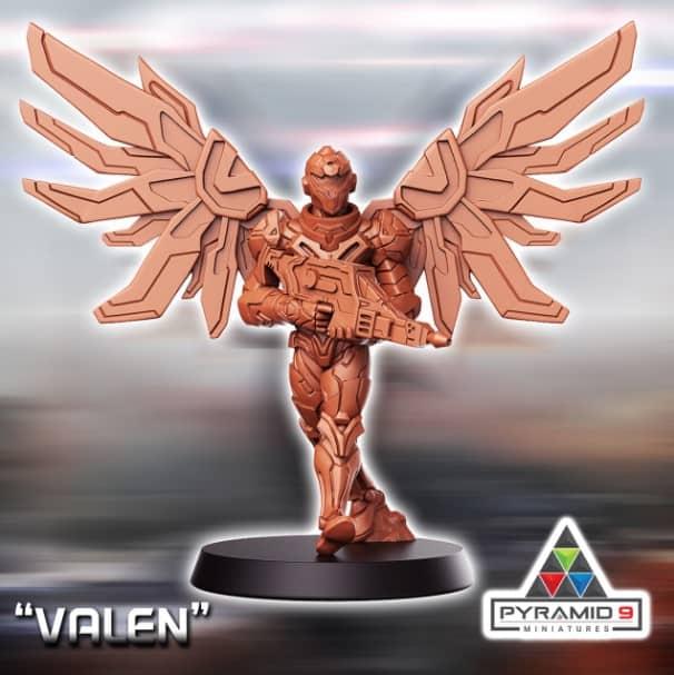 Pyramid 9 Valen