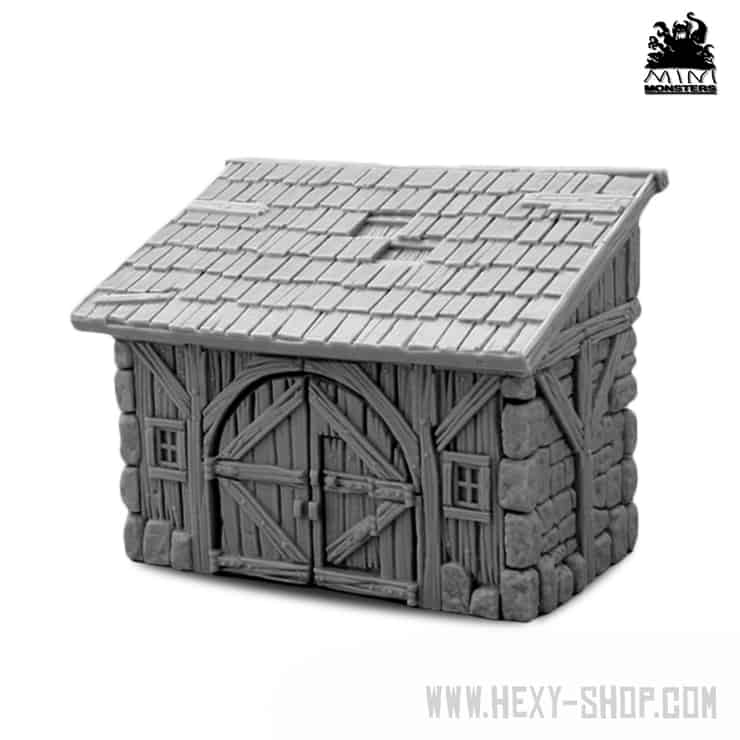 New Dwarven & Fantasy Terrain Hits Tables - Spikey Bits