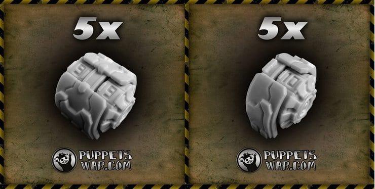 Wargame Puppets War