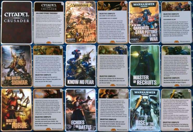 gw enticing new players with foil collector cards