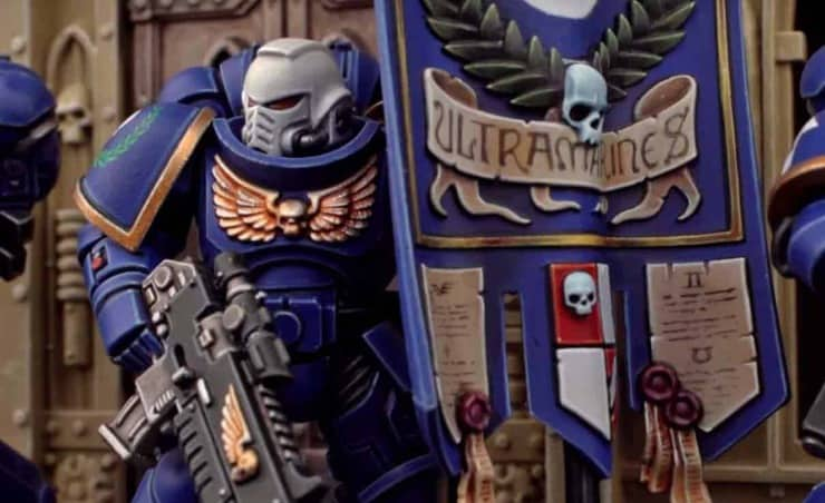 primaris ultras patreon hor wal
