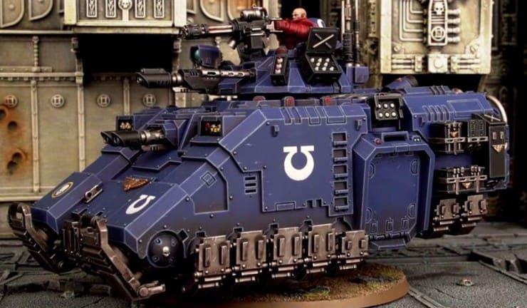 repulsor tank