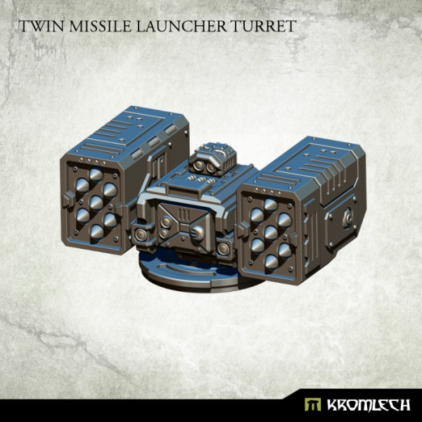 twin-missile-launcher-turret Kromlech