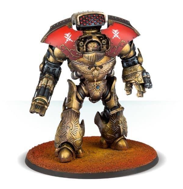 Telemon Dreadnought